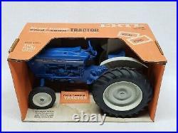 1/12 Ertl Ford 4000 Tractor In Original Box RARE! Die-cast Blueprint Replica