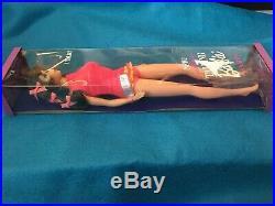 #1115 Talking Barbie Doll (1968) Rare in her Origi Box She is STUNNING! NRFB