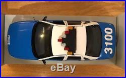 118 Chevrolet Caprice NYPD Police Car UT Models Rare In Original Box