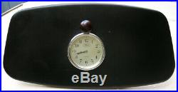 1934 Ford Flathead Original Sandoz 8 Day Glove Box Clock, 1933,32. Very Rare Accy