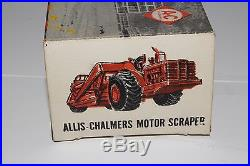 1950's Lionel Allis Chalmers Scraper Accessory Pack, Rare Box Nice Original #2