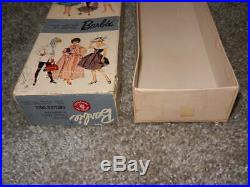 1960's Vintage Original Dressed Barbie Doll Box Htf Rare