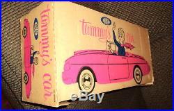 1963 Tammy Car In Original Box Very Nice - Rare Find