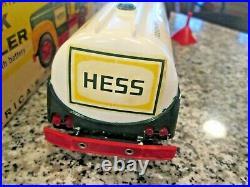 1964 Original Hess Tanker Truck And Original Box Very Rare