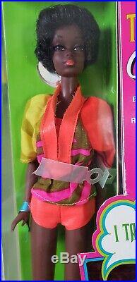 1969 TALKING CHRISTIE Barbie Doll Mint Box Vintage 1960's Rare