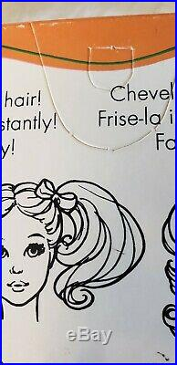 1974 Quick Curl CARA Barbie Doll in nr Mint Box Vintage 1970's Rare PLEASE READ