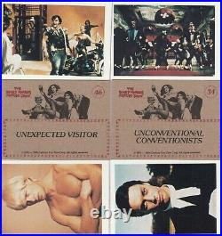 1975 Ftcc The Rocky Horror Picture Show Trading Card Factory Box (36)-rare