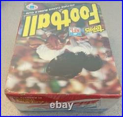 1983 Topps Football Unopened Wax Box 36 Sealed Wax Packs Rookes HOFers RARE