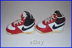 1985 Nike OG 1 Air Jordan Baby Size 2 With Original Box %100 Authentic RARE