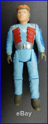 1987 vintage Tyco Dino Riders STYRACOSAURUS with figure in original BOX Rare toy