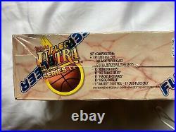 1993-94 Fleer Ultra Series 2 Nba Gravity Box Michael Jordan Shaq Psa Rare