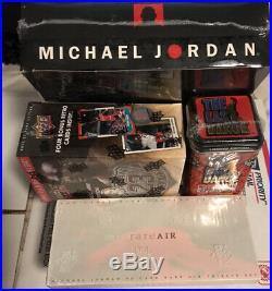 1994 UPPER DECK Rare Air MICHAEL JORDAN 2009 UD Legacy 100 Card Set NEW LOT 1998