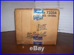 1997 Fleer Ultra Baseball Series 2 Factory Sealed Retail Case Of 20 Boxes Rare