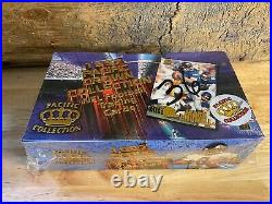 1997 Pacific Crown Collection NFL Football HOBBY Box Sealed 36 packs rare box
