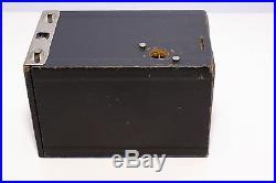 1st Kodak Brownie Camera Original Improved Model Box Camera Very Rare