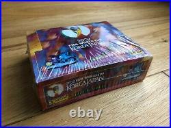 2002 Panini FIFA World Cup Korea Japan Trading Card Box SEALED RARE