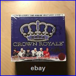 2003-04 Pacific Crown Royale Factory Sealed Hockey Hobby Box! RARE