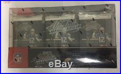 2004 Playoff Absolute Memorabilia Football Box Factory Sealed Hobby Rare