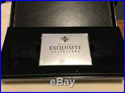 2006 Exquisite Football RARE SEALED GOLD BOX SP#22/25 Embossed (6 cards ALL 1/1)