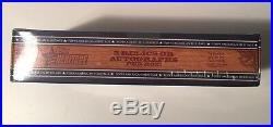 2008 Topps American Heritage Factory Sealed Hobby Box Rare 1st Series HTF