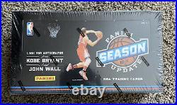 2010-11 Panini Update Basketball Sealed Hobby box. Kobe Bryant AUTO PSA 10 RARE