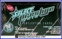 2010 Select AFL Prestige Trading Card Factory Box (36 packs)-RARE