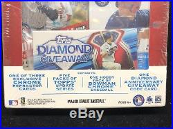 2011 Topps Baseball Value Box 5 Update Packs Mike Trout Rookie RC Christmas Rare
