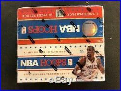 2012-13 Panini NBA Hoops Retail Box 36ct Sealed Kawhi Davis Lillard RC RARE BOX