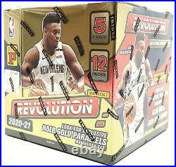 2020/21 Panini Revolution Basketball Asia Tmall Edition Box Factory Sealed Rare