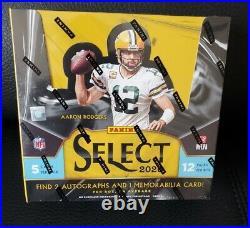 2020 Panini Select NFL Football Factory Sealed Hobby Box ULTRA RARE XRC ROOKIES