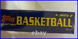 96-97 Topps Series 2 NBA Basketball Card Sealed Kobe Iverson RC Jordan Shaq RARE