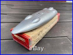 A Minimoldels Product John Cobb Land Speed Record Car In Original Box RARE