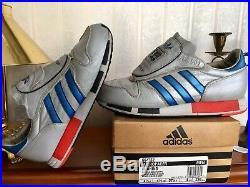 Adidas Micropacer USA 001 Best of OG Very Rare Millenium 2000 In Original Box 01