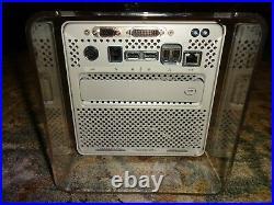 Apple PowerMac G4 Cube M7642LL/A Original Box Very Rare TURNED ON WORKING