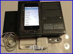Apple iPhone 1st Generation 8GB Black A1203 (Rare) WithOriginal Matching Box