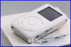 Apple iPod Classic 1st Generation 5gb In Original Box Rare Vintage