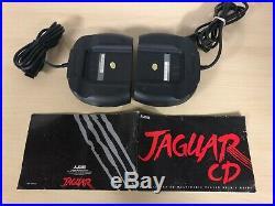 Atari Jaguar CD System Console In Box Original Boxed Vintage Rare