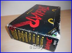Atari Jaguar Complete System Console Boxed Original Rare Vintage Black NTSC Box
