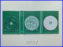 BTS 3rd Muster DVD Full Box With RM Namjoon Photocard Rare Photo Card