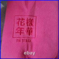 BTS Merch Goods from Lucky Box Official HYYH On Stage 2015 Blanket RARE