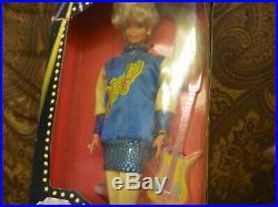 Barbie Rockstar, 1980's Rare Estrela Brazil Made Barbie in Box, Model 10.50.24