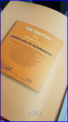 Beatles Collection Audiophile Original Master Recording 14 LP Box Set RARE