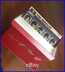 Beatles Rare 1982 Red Box 10 Lp Collection. Only 300 to 500 Produced. Limited