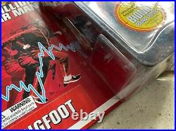 Bigfoot Six Million Dollar Man MOC Carded Bionic Figure Bif Bang Pow New Rare