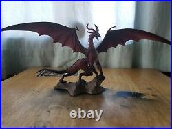 Bioware Dragon Age 2 Rare Flemeth 2012 Dark Horse Statue with Original Box