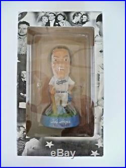 Bob Hope Dodgers 100 Years Bobble Head, 2003, with Box RARE