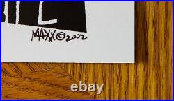 Box Car Racer Tour Poster 2002 Rare Tom DeLonge Travis Barker Blink 182 RARE