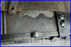 Box, saddledrum, MG34, PT-34, tanker, doubledrum, 100% original WW2! Very rare