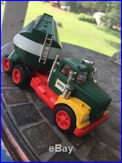 Brand New-1960's 70's Original Hess Toy Truck-still In Original Box-rare Find