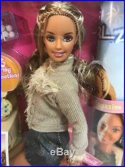 CALI GIRL, SO EXCELLENT EARRINGS. RARE In MINT BOX Barbie